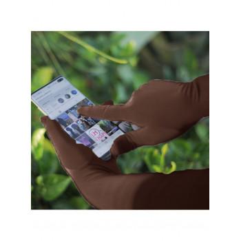 Gant Tactile - Marron - Umm Hafsa