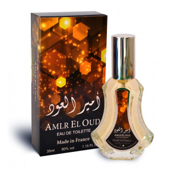 Parfums Homme Spray - Amir El Oud - Diamant - 35 ml