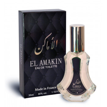 Parfums Homme Spray - El Amakin - Diamant - 35 ml