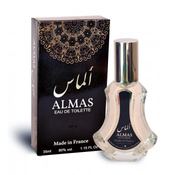 Parfums Homme Spray - Almas- Diamant - 35 ml