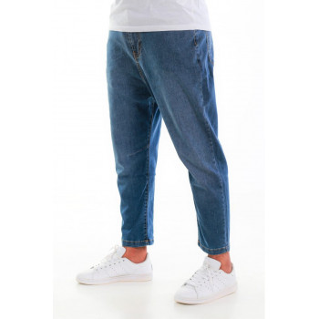 Saroual D1 NIL Jeans Stone - Coupe Djazairi - Timssan