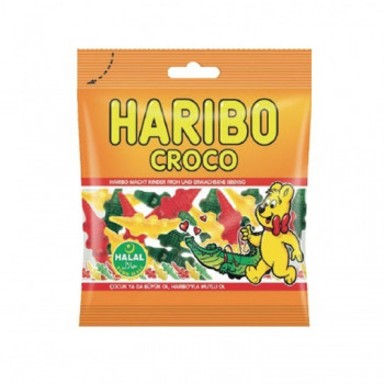 Croco - Haribo Halal - 80g