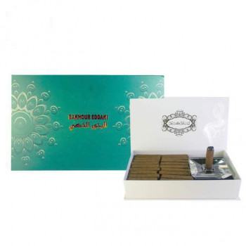 Coffret Encens Prestige - Green Edition - 20 Sticks Parfums d'Ambiance - Diamant