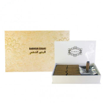 Coffret Encens Prestige - Cream Edition - 20 Sticks Parfums d'Ambiance - Diamant
