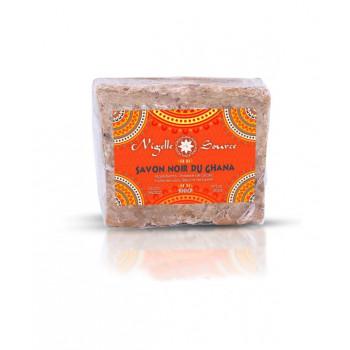 Savon Noir du Ghana - 100% Naturel - 100 gr – Nigelle Source