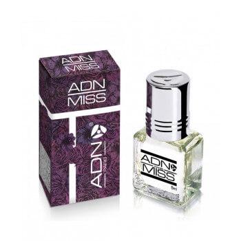 MUSC MISS - Essence de Parfum - Musc - ADN Paris - 5 ml