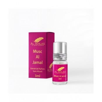 Musc Al Jamal - 3 ml - Musc Ikhlas