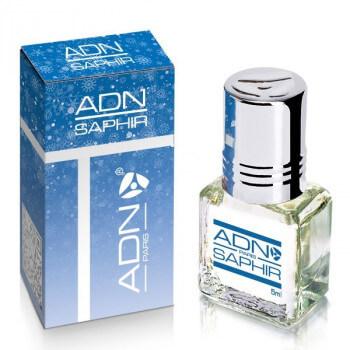 MUSC SAPHIR - Essence de Parfum - Musc - ADN Paris - 5 ml