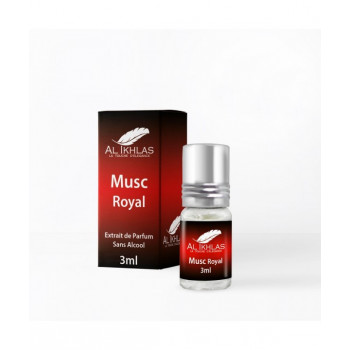 Musc Royal - 3 ml - Musc Ikhlas