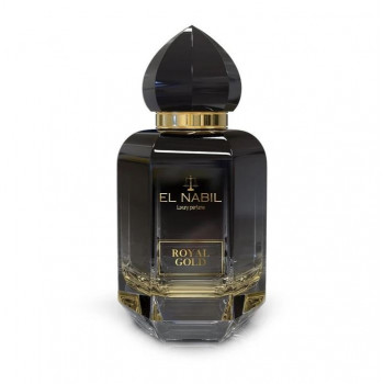 Royal Gold - Eau de Parfum : Mixte - Spray - El Nabil - 50ml