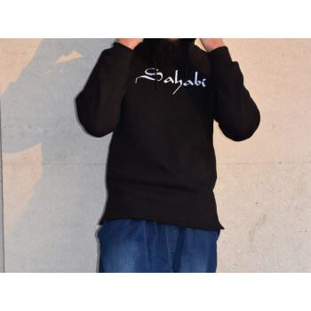 Sarouel Classe Bas Fit Noir - Sahabi