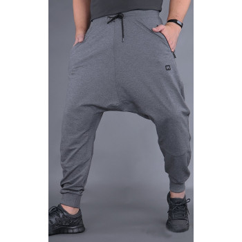 Sarouel Jogging Anthracite Qaba'il : Athletik