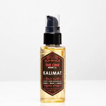 Barber Oil - Kalimat - Huiles 100% Naturelles - Argan, Jojoba, Ricin - The One - 50 ml