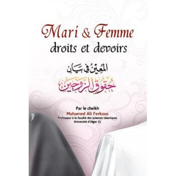 Mari et Femme, droits et devoirs