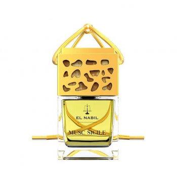 Sicile - Parfum Pour Voiture - 6ml - El Nabil