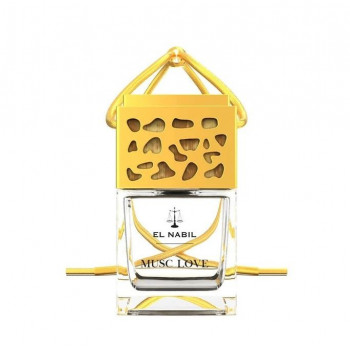 Abu Dhabi - Parfum Pour Voiture - 6ml - El Nabil