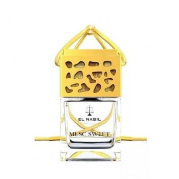 Musc Sweet - Parfum Pour Voiture - 6ml - El Nabil