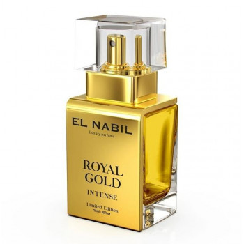 Royal Gold - Eau de Parfum Intense - Spray 15ml - El Nabil