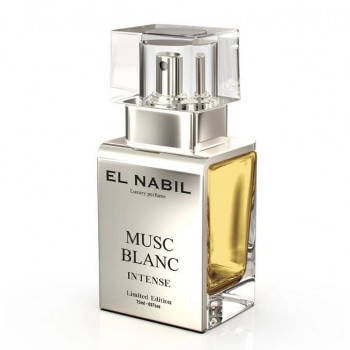 Musc Blanc - Eau de Parfum Intense - Spray 15ml - El Nabil