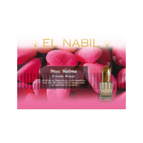 Musc EL-NABIL Halima 5 ml
