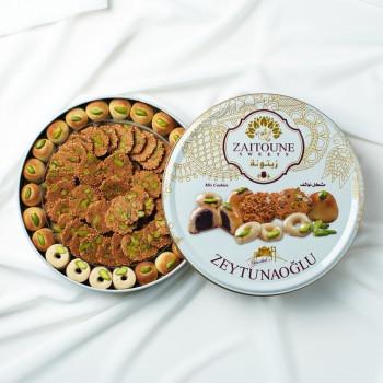 Barazek - Biscuit Fin au Sésame et Eclat de Pistache - Zaitoune 200g