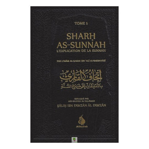 Sharh as-sunnah (2 tomes)