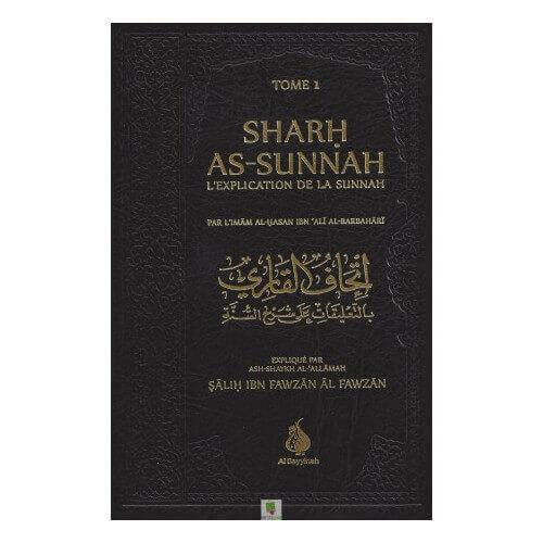Sharh as-sunnah (2 tomes)