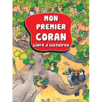 Mon Premier Coran Livre d'Histoires - Couverture Souple - Edition Orientica