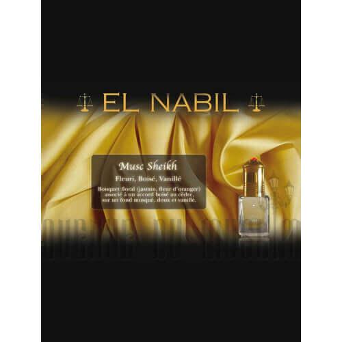 Musc EL NABIL Sheikh 5 ml