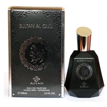 Sultan Al Oud - Eau de Parfum pour Homme - 100ml - Ajyad - Oudh Al Anfar