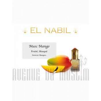 Musc EL NABIL Mango 5 ml