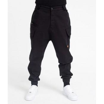 Saroual Coupe Pantalon Cargo CP12 Black Ripstop - DC Jeans