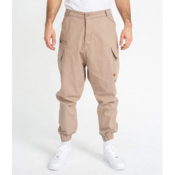Pantalon Cargo CP12 Beige Ripstop - DC Jeans