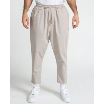 Pantalon Chino CH1 Beige Straight - DC Jeans