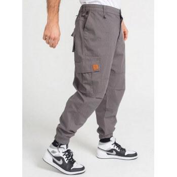 Pantalon Cargo Basic Grey Ripstop - DC Jeans