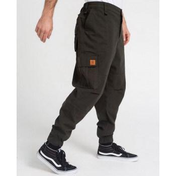 Pantalon Cargo Basic Kaki Ripstop - DC Jeans
