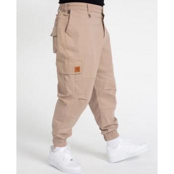 Pantalon Cargo Basic Beige Ripstop - DC Jeans