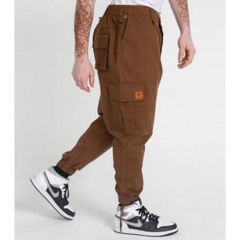 Pantalon Cargo Basic Marron Ripstop - DC Jeans