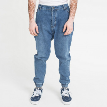 Saroual Pantalon Jeans Blue Basic - Usual Fit - DC Jeans