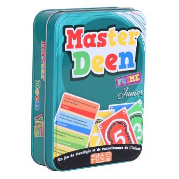 Master Deen Prime Junior - Jeu de Cartes à Partir de 7 Ans