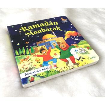 Ramadan Moubarak (Livre avec Pages Cartonnées) - Histoires Coraniques pour les Enfants - Edition Goodword et