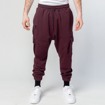 Sarouel Pantalon Jogging Pocket Prune - DC Jeans