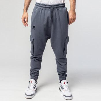 Sarouel Pantalon Jogging Pocket Grey - DC Jeans