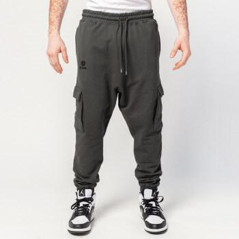 Sarouel Pantalon Jogging Pocket Kaki - DC Jeans