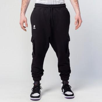 Sarouel Pantalon Jogging Pocket Noir - DC Jeans