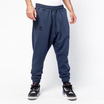 Sarouel Pantalon Jogging Basic Bleu Marine - DC Jeans