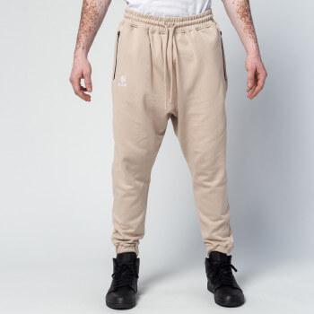 Sarouel Pantalon Jogging Basic Beige - DC Jeans