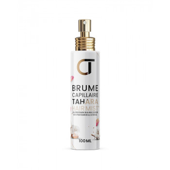 Brume Cheveux Tahara - À la Provitamine B5 et Huile de Ricin - 100 ml - Crème Tahara