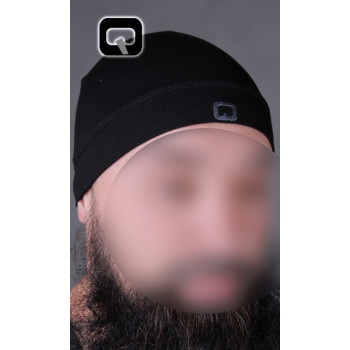 bonnet qaba'il noir