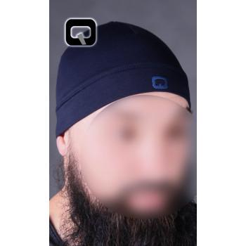 bonnet qaba'il bleu marine